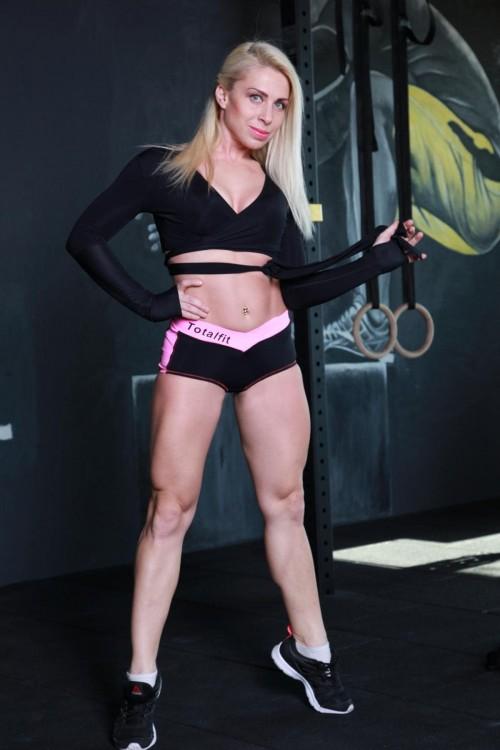 Спортивные женские шорты P4