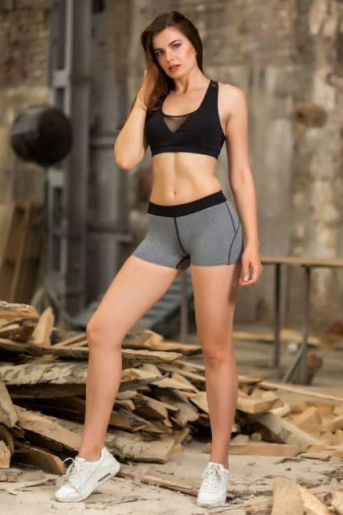 Шорты для фитнеса H41