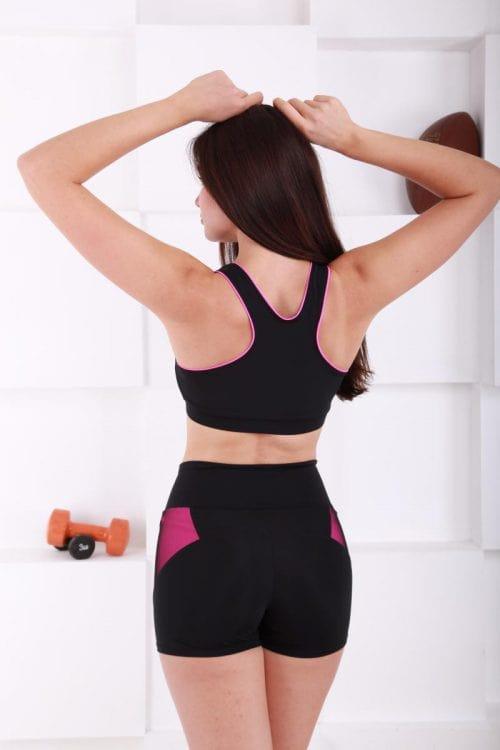 Спортивные шорты женские H21-C2