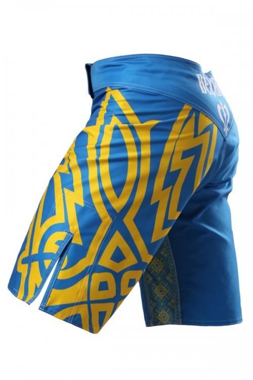 Шорти MMA Berserk Hetman blue