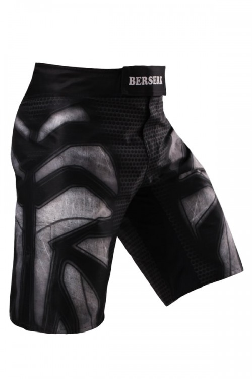 Шорти MMA Berserk Iron Man black
