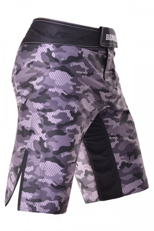 Шорти MMA Berserk Tactical Force camo grey