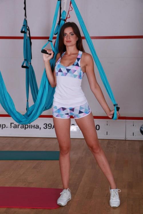 Женские шорты для фитнеса H11