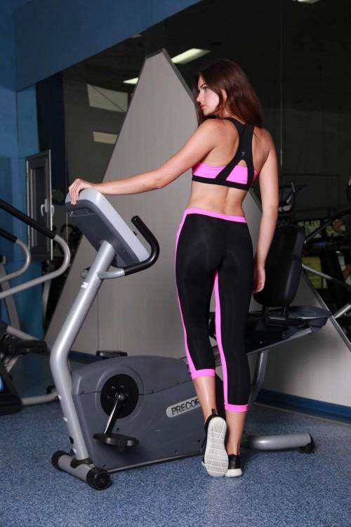 Женские спортивные бриджи L12-C3