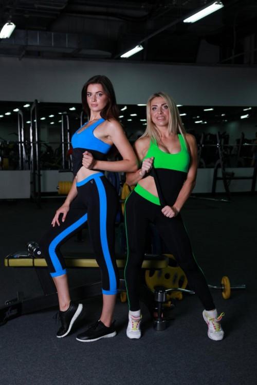 Женские спортивные бриджи L12-C5