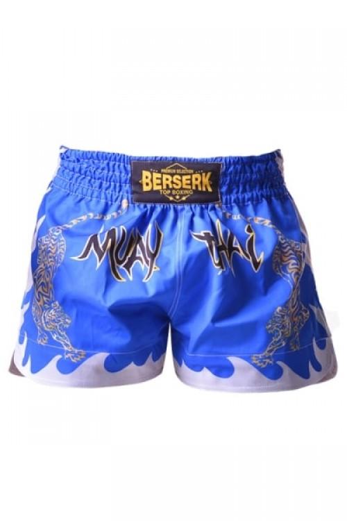 Шорты Berserk Muay Thai Fighter blue