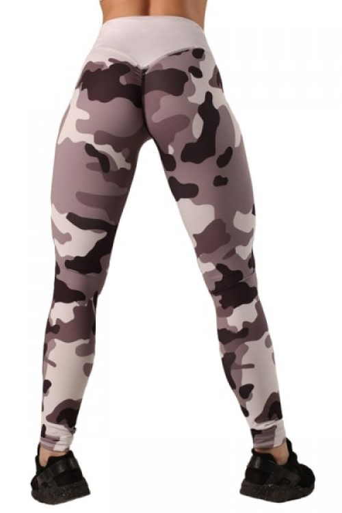 Лосины BERSERK CAMO WONDER white