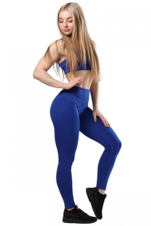 Лосины BERSERK SWIFTLY TECH blue