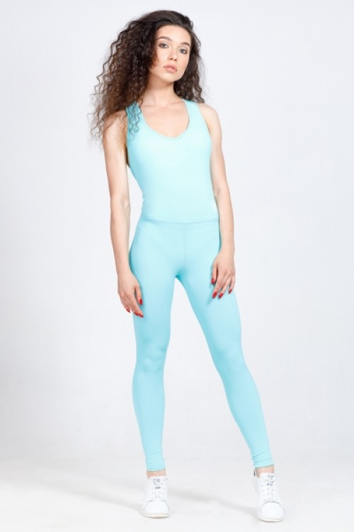 Комбинезон BERSERK ATHLETIC aquamarine