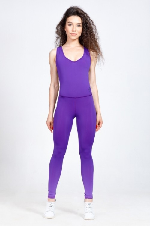 Комбинезон BERSERK ATHLETIC ultra violet