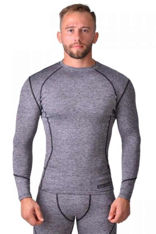 Компрессионная футболка BERSERK F-17 grey