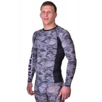 Рашгард BERSERK TACTICAL CRAFT camo green