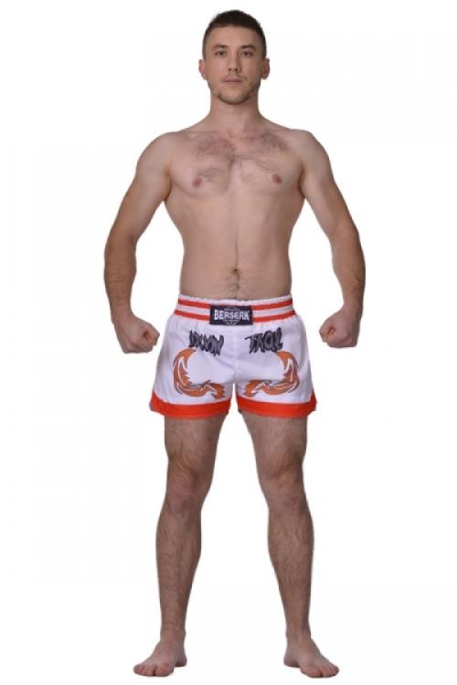 Шорты Berserk Muay Thai Fighter white